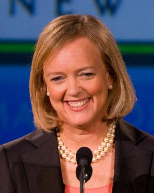 Picture of quotation author Meg Whitman