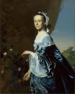 Picture of quotation author Mercy Otis Warren