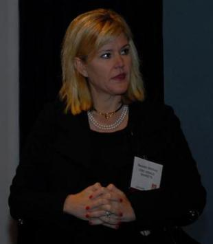 Picture of quotation author Meredith Whitney