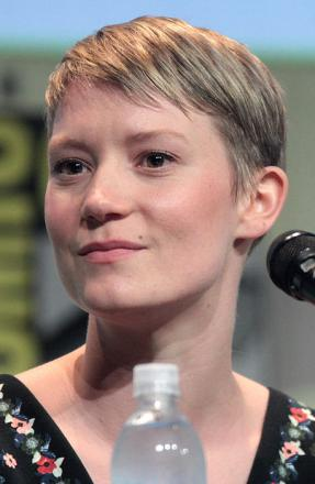 Picture of quotation author Mia Wasikowska