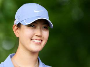 Picture of quotation author Michelle Wie