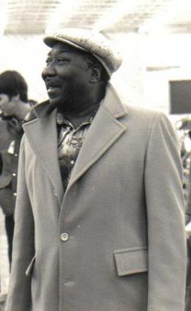 Picture of quotation author Muddy Waters