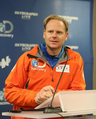 Picture of quotation author Nik Wallenda
