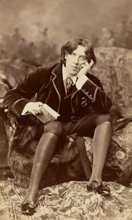 Picture of quotation author Oscar Wilde