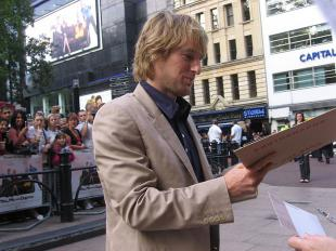 Picture of quotation author Owen Wilson