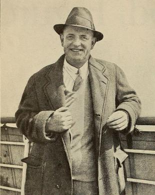 Picture of quotation author P. G. Wodehouse