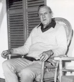 Picture of quotation author Patrick White