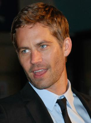 Picture of quotation author Paul Walker
