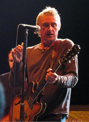 Picture of quotation author Paul Weller