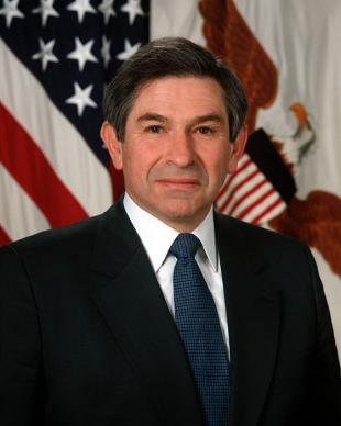Picture of quotation author Paul Wolfowitz