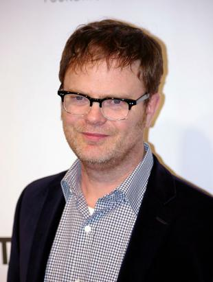 Picture of quotation author Rainn Wilson