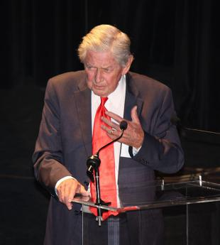 Picture of quotation author Ralph Waite