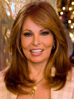 Picture of quotation author Raquel Welch