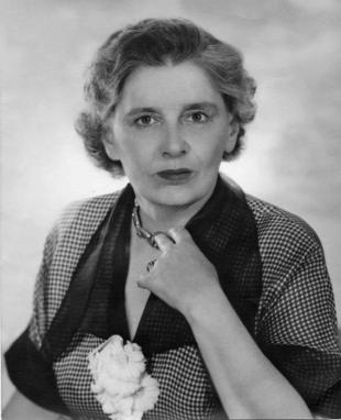 Picture of quotation author Rebecca West
