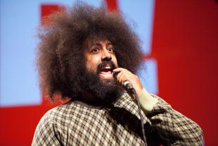 Picture of quotation author Reggie Watts