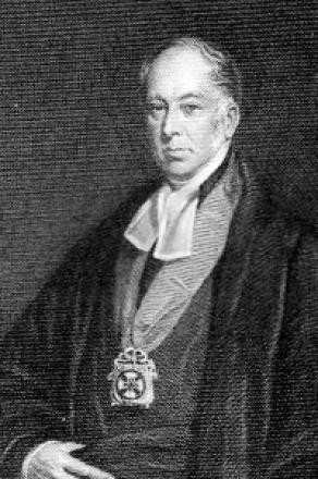 Picture of quotation author Richard Whately