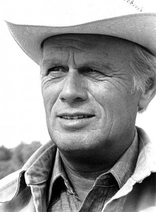 Picture of quotation author Richard Widmark