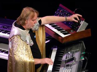 Picture of quotation author Rick Wakeman