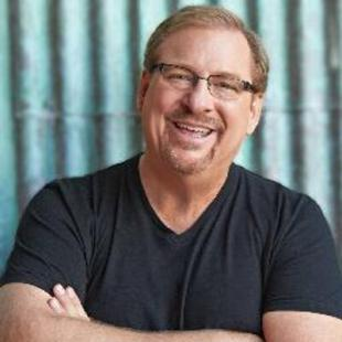 Picture of quotation author Rick Warren
