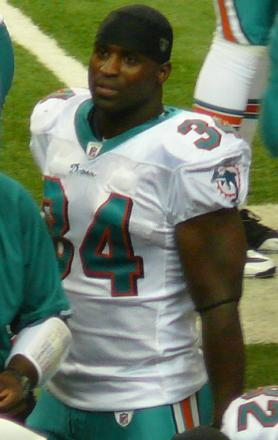 Picture of quotation author Ricky Williams