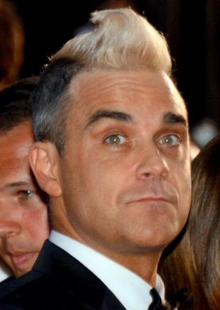 Picture of quotation author Robbie Williams