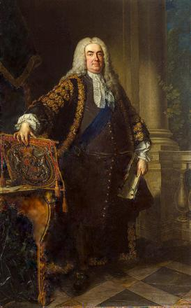 Picture of quotation author Robert Walpole