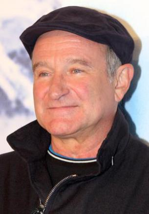 Picture of quotation author Robin Williams