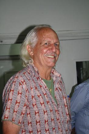 Picture of quotation author Romulus Whitaker