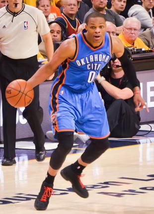 Picture of quotation author Russell Westbrook