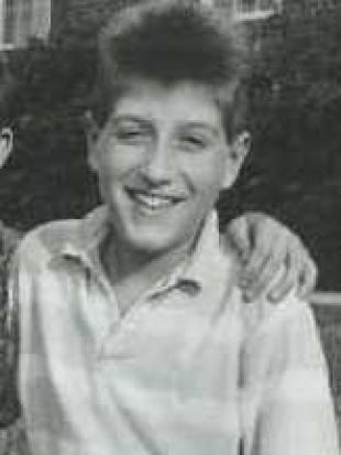 Picture of quotation author Ryan White