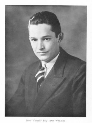 Picture of quotation author Sam Walton