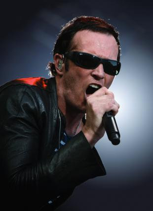 Picture of quotation author Scott Weiland