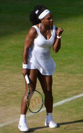 Picture of quotation author Serena Williams