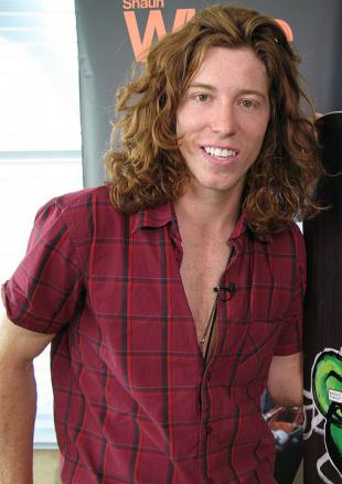 Picture of quotation author Shaun White