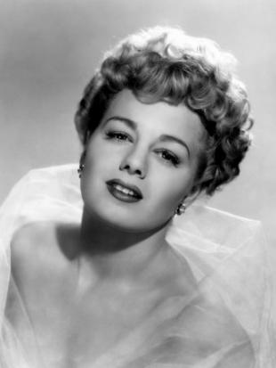 Picture of quotation author Shelley Winters