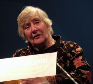 Picture of quotation author Shirley Williams