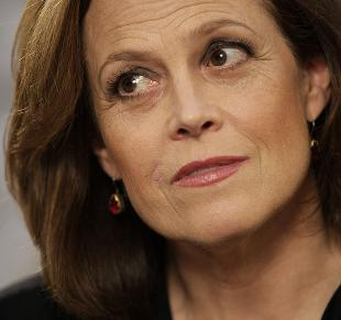 Picture of quotation author Sigourney Weaver