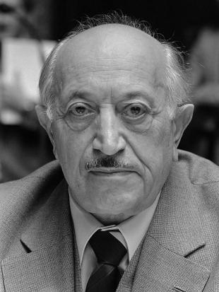 Picture of quotation author Simon Wiesenthal