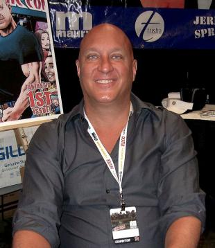 Picture of quotation author Steve Wilkos