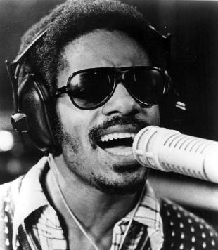 Picture of quotation author Stevie Wonder