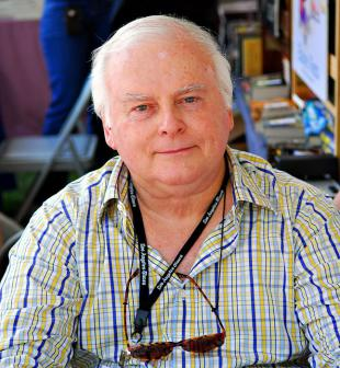 Picture of quotation author Stuart Woods
