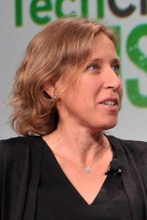 Picture of quotation author Susan Wojcicki