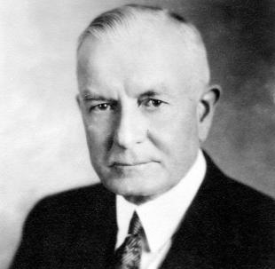 Picture of quotation author Thomas J. Watson