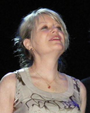 Picture of quotation author Tina Weymouth