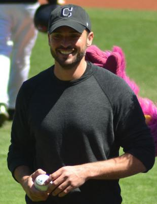 Picture of quotation author Tom Welling