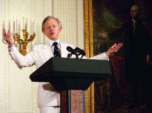Picture of quotation author Tom Wolfe