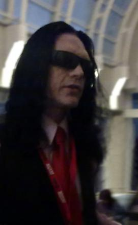 Picture of quotation author Tommy Wiseau
