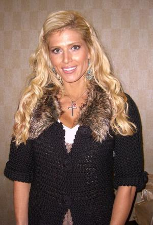 Picture of quotation author Torrie Wilson