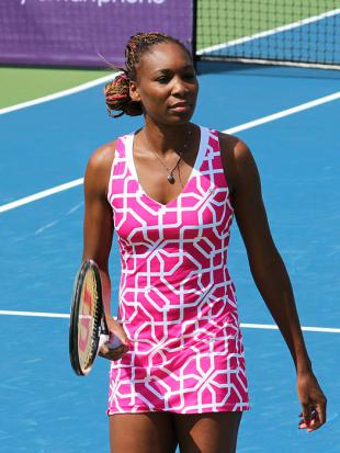 Picture of quotation author Venus Williams
