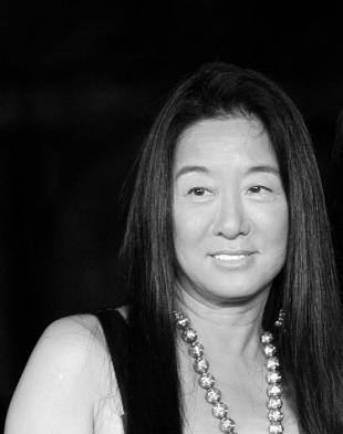Picture of quotation author Vera Wang